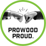 ProWood Proud Dealer Icon