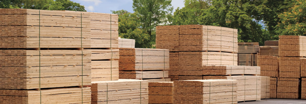 What chemicals are in treated lumber prowood